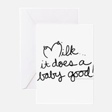 It Does A baby Good Greeting Cards (Pk of 10)