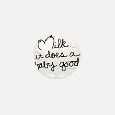 It Does A baby Good Mini Button (100 pack)