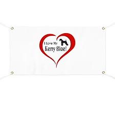 Kerry Blue Banner