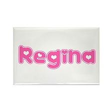 """""""Regina"""" Rectangle Magnet"""