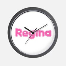 """Regina"" Wall Clock"
