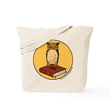 Bibliophile Seal Tote Bag