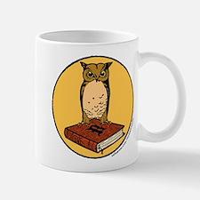 Bibliophile Seal Mug