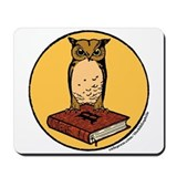 Libraries Classic Mousepad