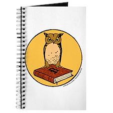Bibliophile Seal Reading Journal