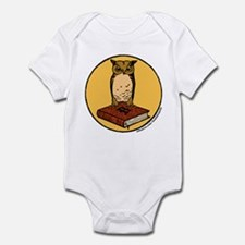 Bibliophile Seal Infant Bodysuit