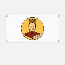 Bibliophile Seal Banner