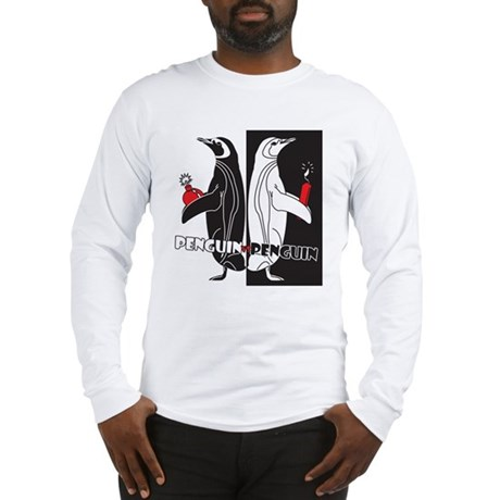 Penguin vs Penguin Long Sleeve T-Shirt