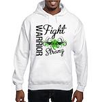 WarriorNonHodgkinsLymphoma Hooded Sweatshirt