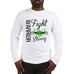 WarriorNonHodgkinsLymphoma Long Sleeve T-Shirt