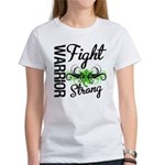 WarriorNonHodgkinsLymphoma Women's T-Shirt