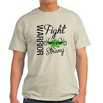 WarriorNonHodgkinsLymphoma Light T-Shirt