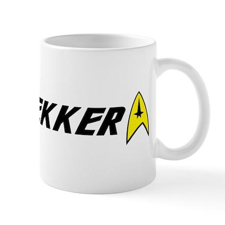 Trekker Command Insignia Mug
