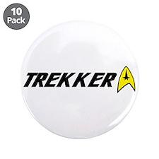 "Trekker Command Insignia 3.5"" Button (10 pack)"
