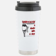 A Womb With A View Travel Mug
