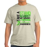 Take a Stand Non-Hodgkins Light T-Shirt