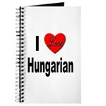 I Love Hungarian Journal