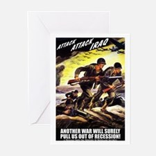 Attack Attack Greeting Cards (10 Pk)