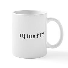 (Q)uaff Potion Mug