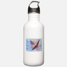 Long May the Eagle Fly Water Bottle