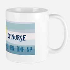 Dr. Nurse Small Mugs