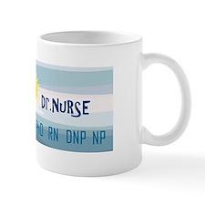 Dr. Nurse Small Small Mug
