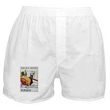 St Moritz Palace Hotel Boxer Shorts