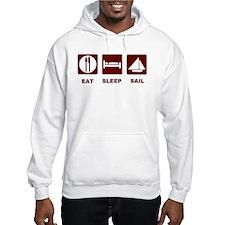 Eat Sleep Sail Hoodie