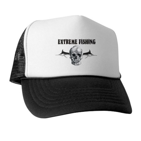 Extreme Fishing Trucker Hat