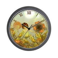 A Brighter Day Wall Clock