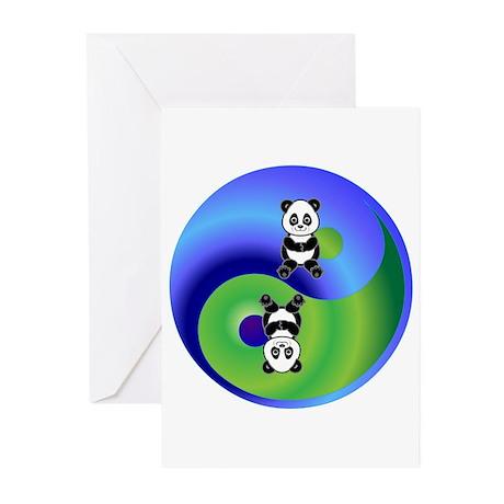 Panda Greeting Cards (Pk of 20)