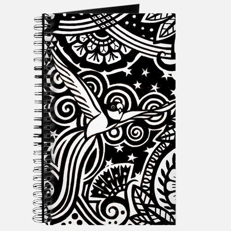 Flight of Fantasy - Notebook / Journal