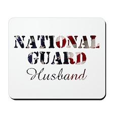 NG Husband Flag Mousepad