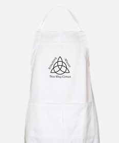 Something Wicca This Way Come Apron