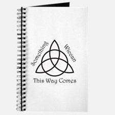 Something Wiccan This Way Com Journal