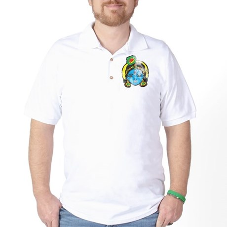 Vintage Krishna Golf Shirt