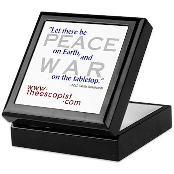 H.G. Wells Keepsake Box