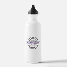 Napa Valley California Water Bottle