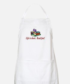 Lead Me Not Into Temptation Apron