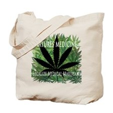 Natures Medicine Tote Bag