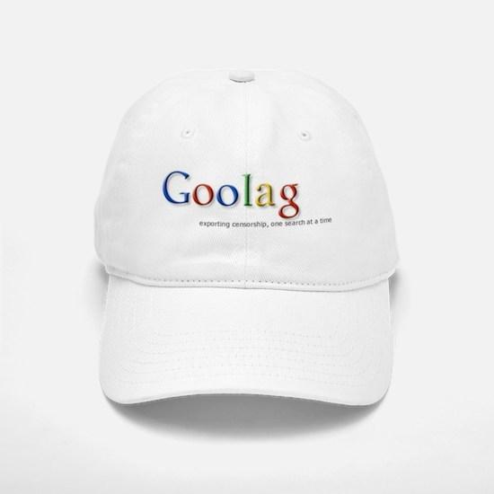 Goolag, Exporting Censorship, Baseball Baseball Cap