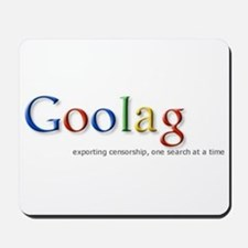Goolag, Exporting Censorship, Mousepad