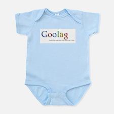 Goolag, Exporting Censorship, Infant Creeper