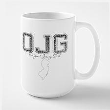 Orig. Jersey Girl Large Mug