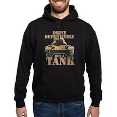 Drive Defensively Hoodie (dark)