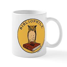 Bibliophile Seal w/ Text Mug