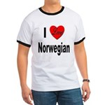 I Love Norwegian Ringer T