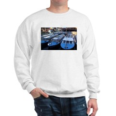 Idle Tour Boats -- Amsterdam Sweatshirt