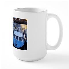 Idle Tour Boats -- Amsterdam Mug