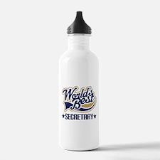 Secretary Water Bottle